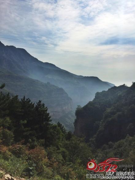 安阳林州天平山风景区