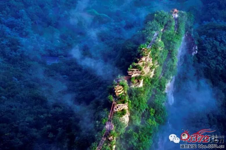 林州仙台山风景区招兵买马